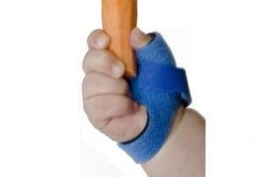Băng trị tật gập ngón tay McKlein - Thumb Splints for Children